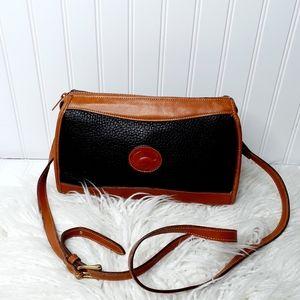 Dooney & Bourke Vintage Classic Ziptop AWL Black